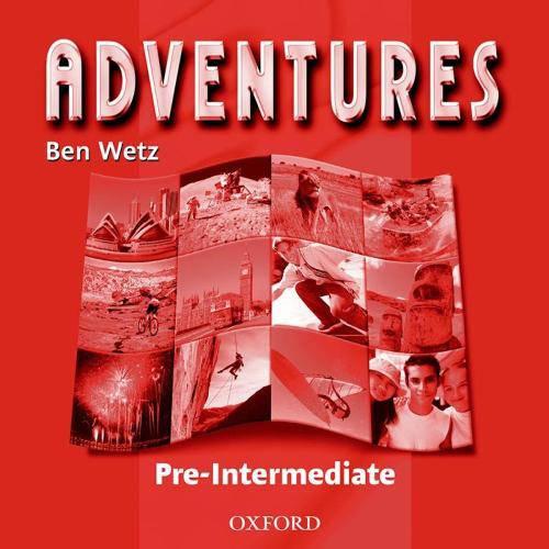Adventures Pre-Intermediate Cd (2)