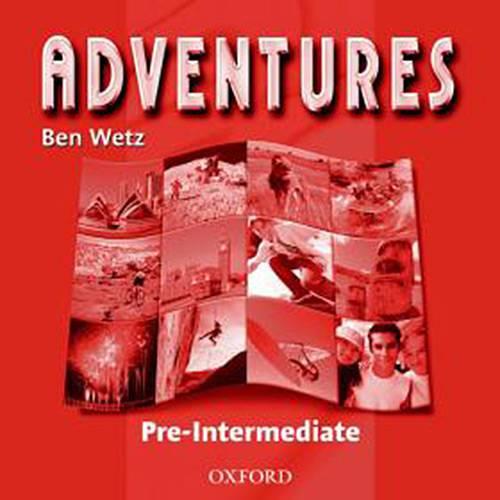 Adventures Pre-Intermediate CD