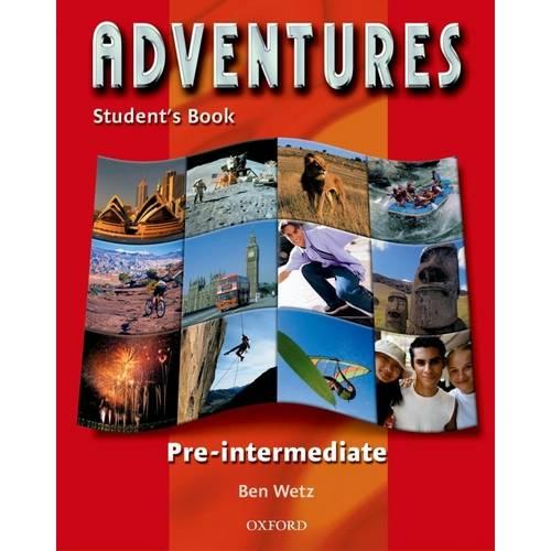 Adventures Pre-Intermediate Sb