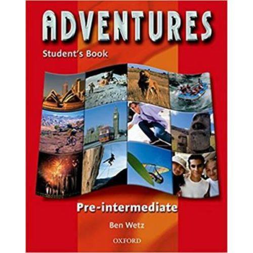 Adventures Pre-intermediate - Student's Book - Oxford University Press - Elt