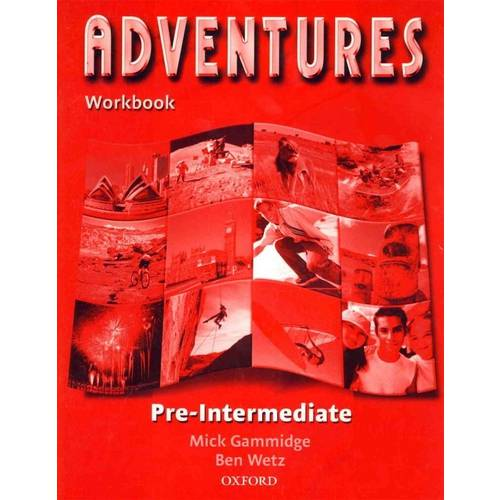 Adventures Pre-Intermediate Wb