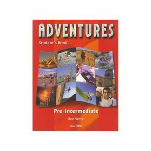 Adventures Student's Book - Pre-intermediate