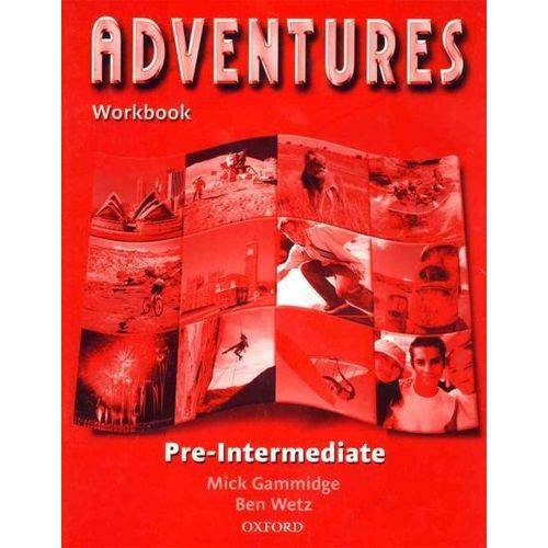Adventures Workbook - Pre-intermediate