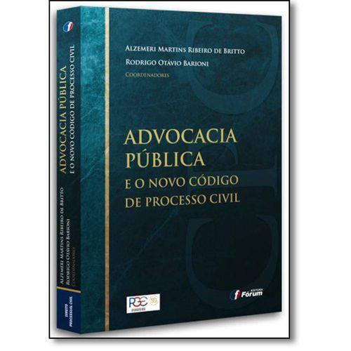 Advocacia Pública e o Novo Código de Processo Civil