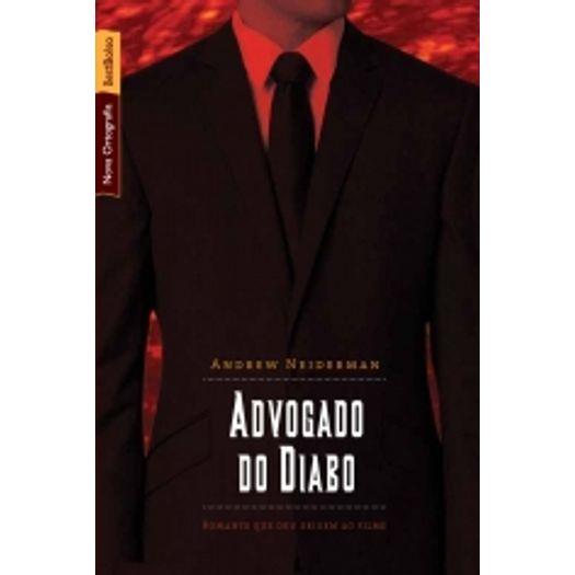 Advogado do Diabo - Best Bolso