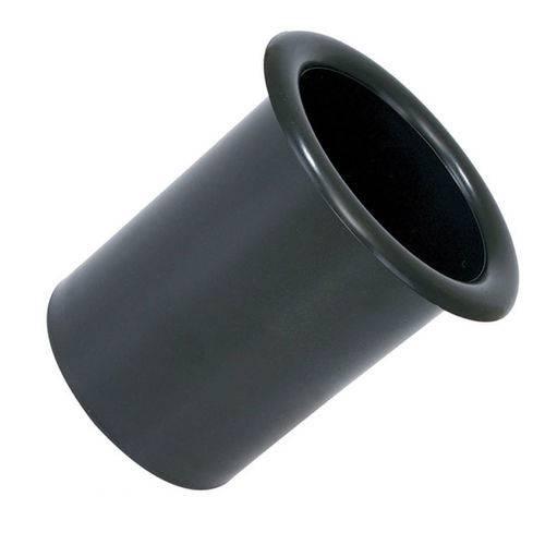 Aeroduto para Caixa Acústica 3´´ Preto Modelo Circular