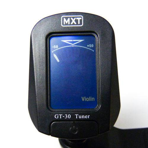 Afinador Digital Cromático Mxt Gt-30
