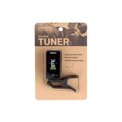 Afinador Eclipse Planet Waves Preto Pw-ct-17bk - D