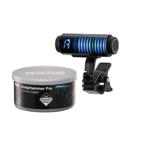 Afinador Korg Cromatico Estroboscopico Sledgehammer Sh-pro-can