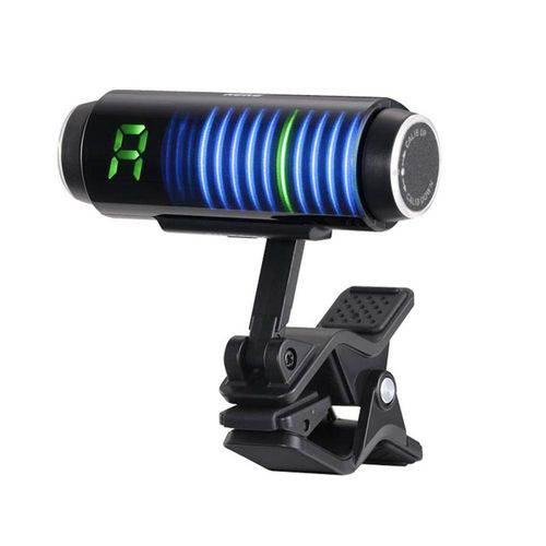 Afinador Korg de Clipe Cromatico Estroboscopico Sledgehammer Custom