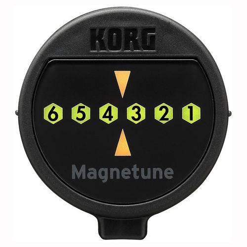 Afinador Magnético para Guitarra Magnetune Mg-1 Korg