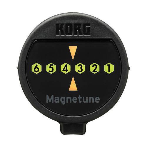 Korg - Afinador Magnetico para Guitarra Mg1