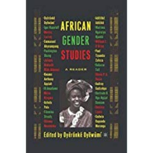 African Gender Studies: a Readeralso Viewed