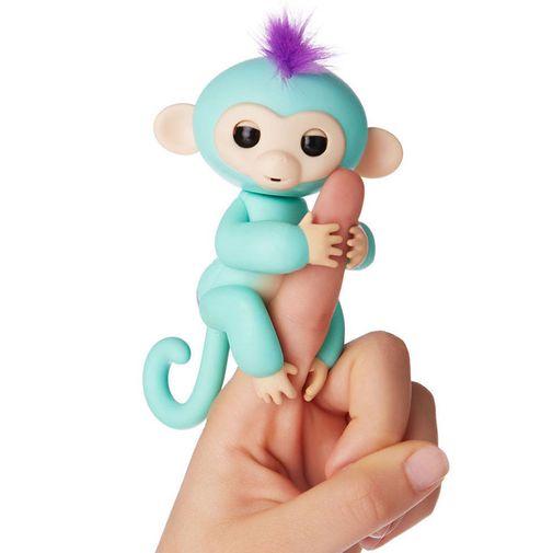 Agarradinhos Fingerlings - Baby Monkey Zoe - Candide
