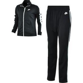 Agasalho Nike Suit Preto Feminino G