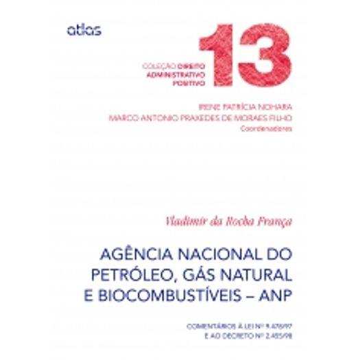 Agência Nacional do Petróleo, Gás Natural e Biocombustíveis - Anp