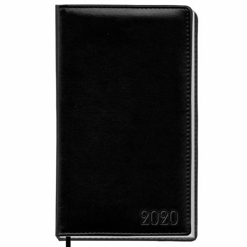 Agenda 2020 São Domingos Executiva Pocket Preta 1026852