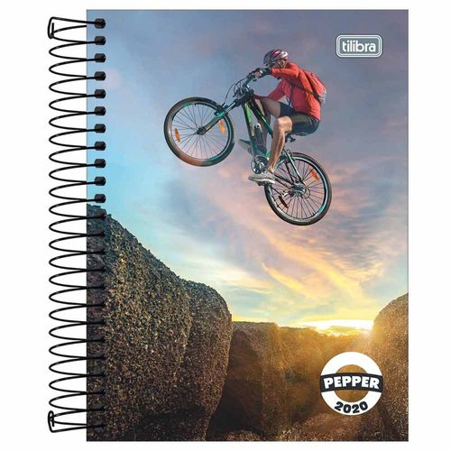 Agenda 2020 Tilibra Pepper Bike 1026776