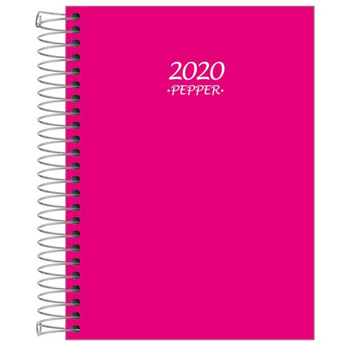 Agenda 2020 Tilibra Pepper Rosa 1026478