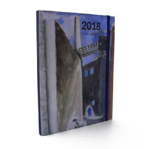 Agenda 2018 - Diária Média - Di Cavalcanti - Fábrica