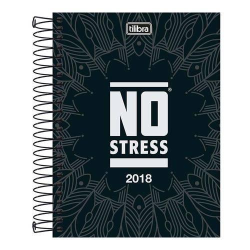 Agenda 2018 no Stress M5 Espiral Tilibra