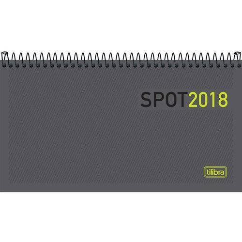 Agenda 2018 Semanal Espiral Bolso Spot Tilibra
