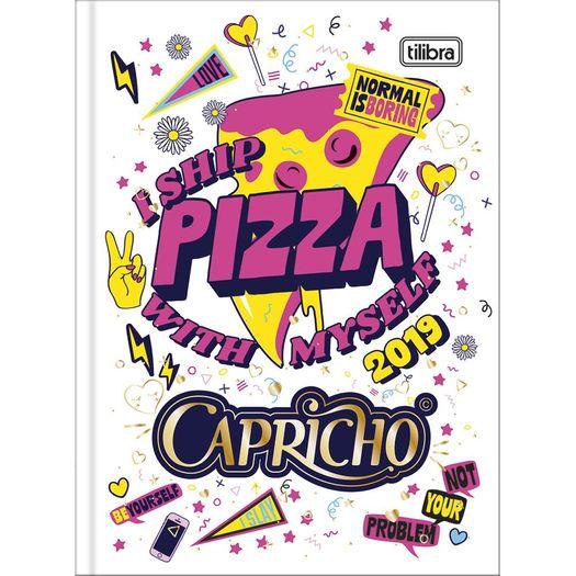 Agenda 2019 Capricho Petit CD M3 151980 5p Tilibra