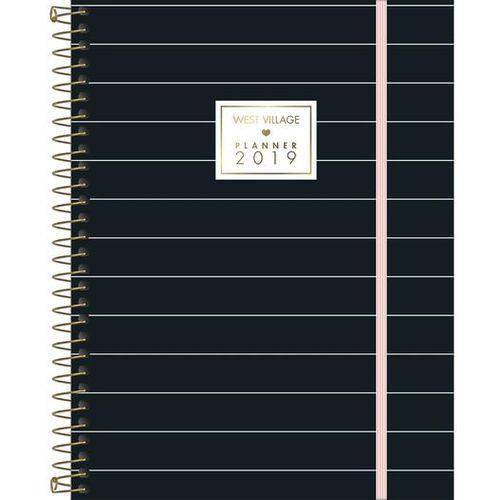 Agenda 2019 Planner West Village Esp M7 17980 Tilibra