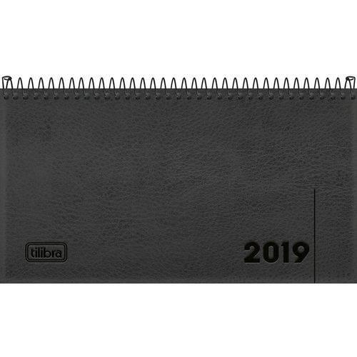 Agenda 2019 Semanal Executivo Bolso Tilibra