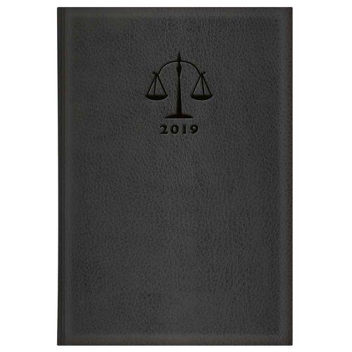Agenda 2019 Tilibra Executiva Advogado Preta