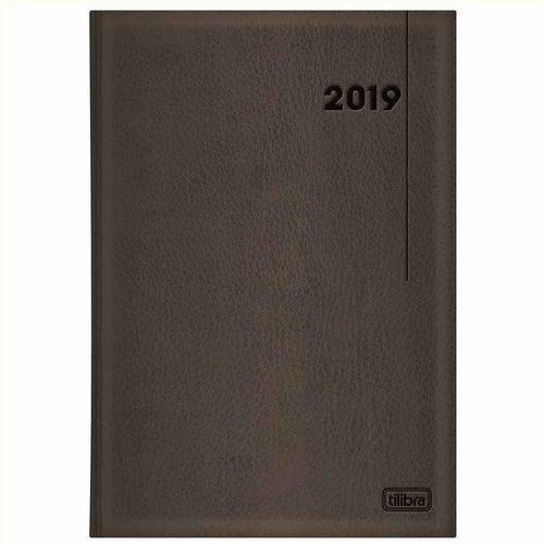 Agenda 2019 Tilibra Executivo Marrom