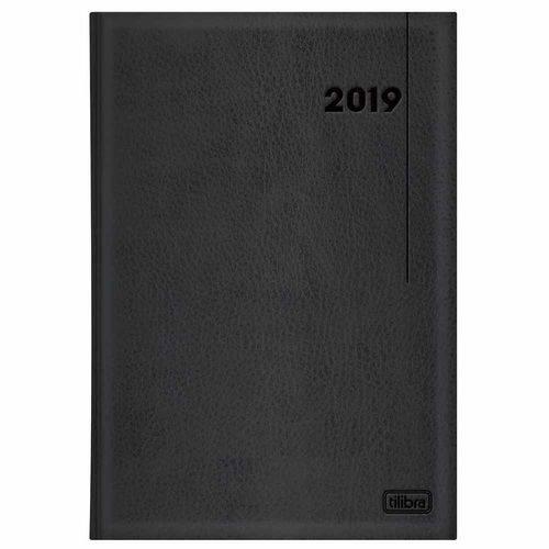 Agenda 2019 Tilibra Executivo Preta