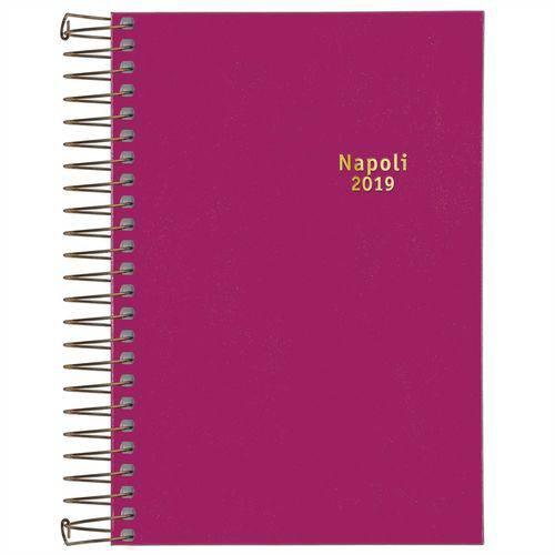 Agenda 2019 Tilibra Napoli Feminina