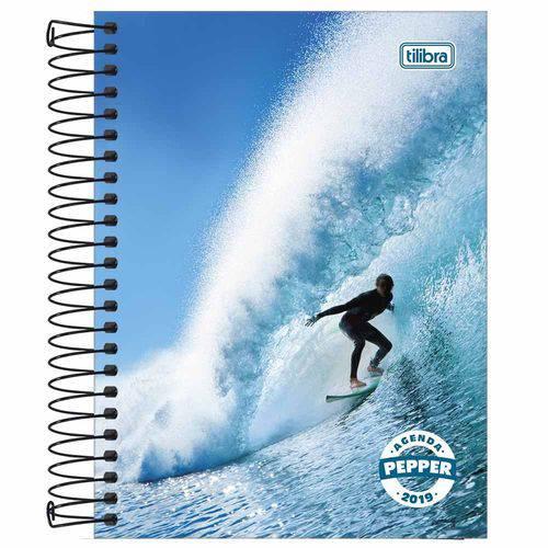 Agenda 2019 Tilibra Pepper Surf