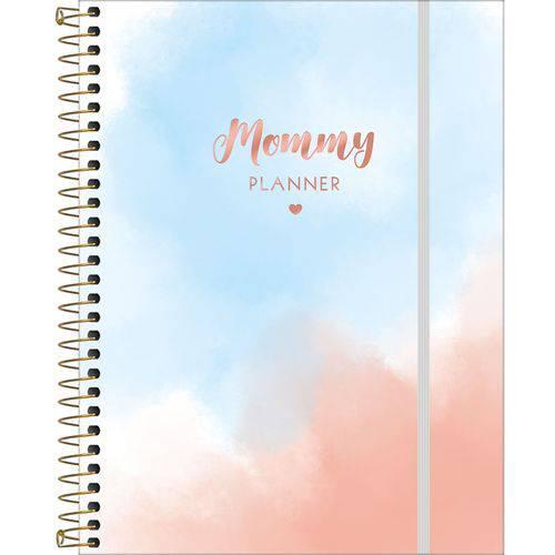 Agenda da Mamães Planner Mommy - 80fls (17,7x24cm) M7 - Tilibra