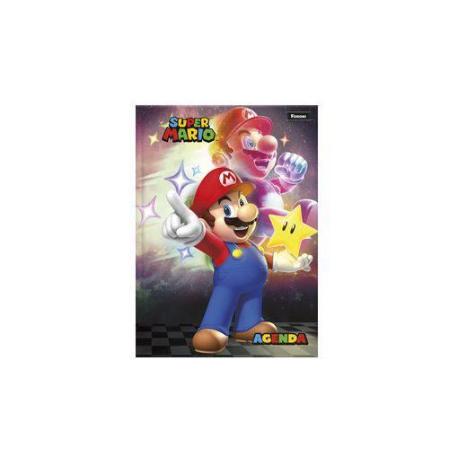 Agenda Escolar Super Mario 2019 1 - Foroni