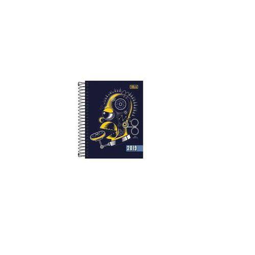 Agenda Espiral The Simpsons M4 2019 2 - Tilibra
