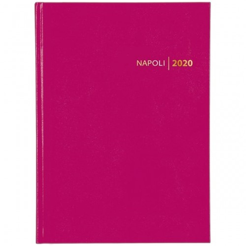 Agenda Executiva Costurada Diária Napoli Feminina 2020