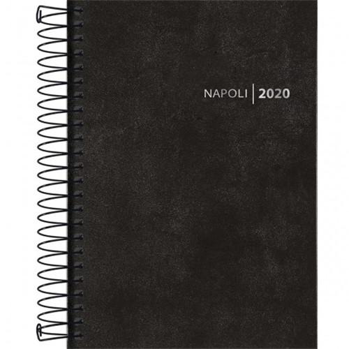 Agenda Executiva Espiral Diária Napoli 2020