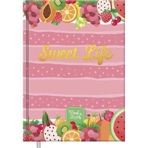Agenda Foroni 2019 Fruit Lovers Mini Pacote 5 UN