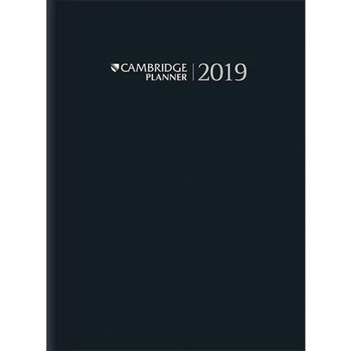 Agenda Mensal Cambridge Planner 2019 - Tilibra
