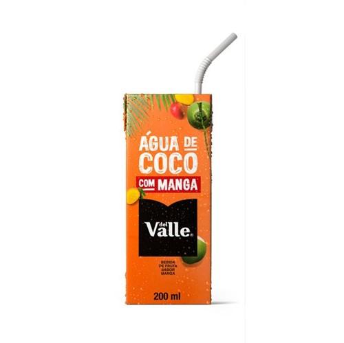 Agua Coco Del Valle 200ml Manga