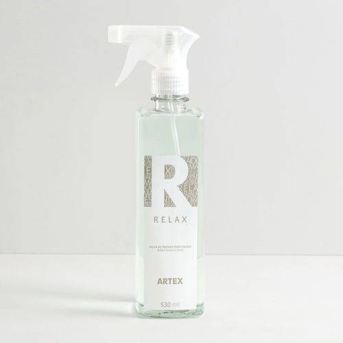 Água de Passar Relax Artex - 530 Ml - Vermelho