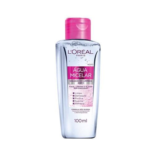 Água Micelar Solução de Limpeza Facial Dermo Expertise 5em1 100ml