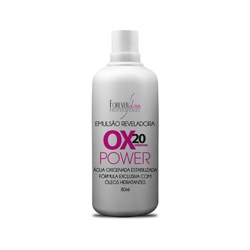 Água Oxigenada 20 Volumes Power Forever Liss 80ml