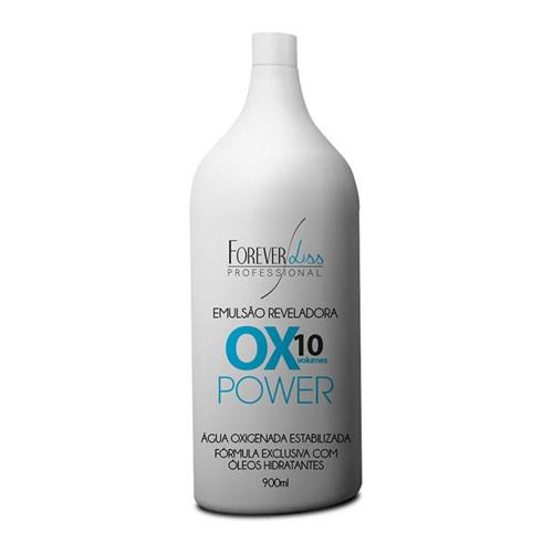 Água Oxigenada 10 Volumes Power Forever Liss 900ml