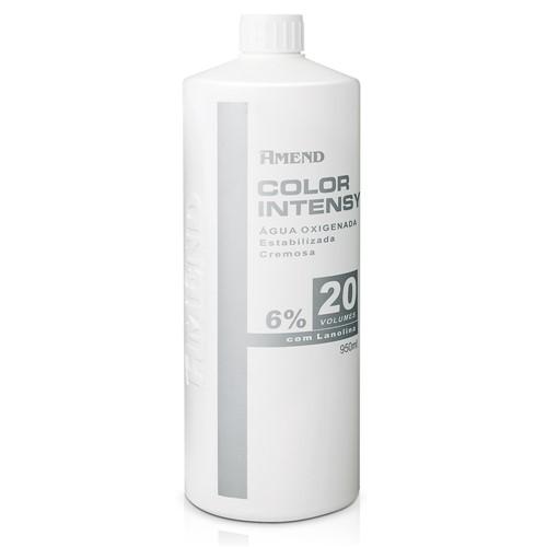 Água Oxigenada Amend Color Intensy 20 Volumes 950ml