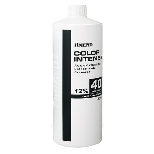 Água Oxigenada Amend Color Intensy 40 Volumes 950ml