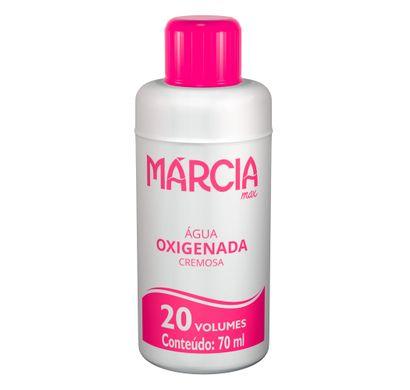 Água Oxigenada Cremosa 20 Vol 70ml - Márcia