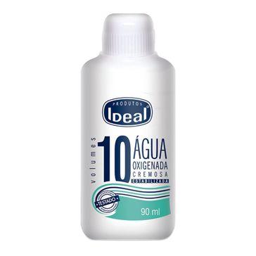 Água Oxigenada Ideal 10 Volumes 90ml